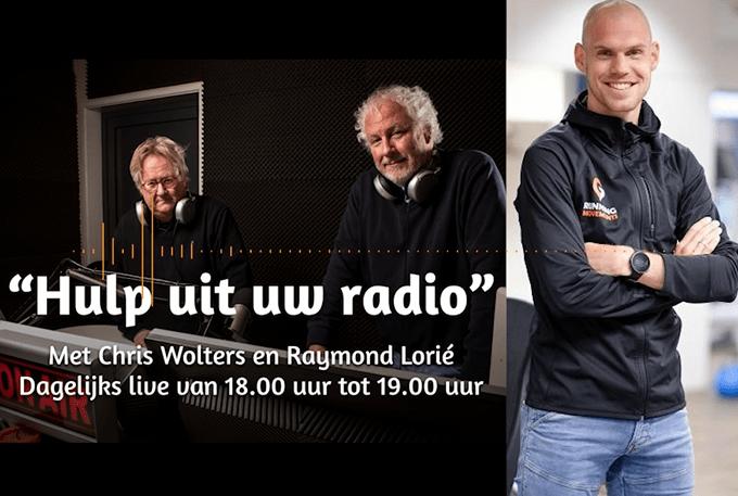 Hulp uit uw radio