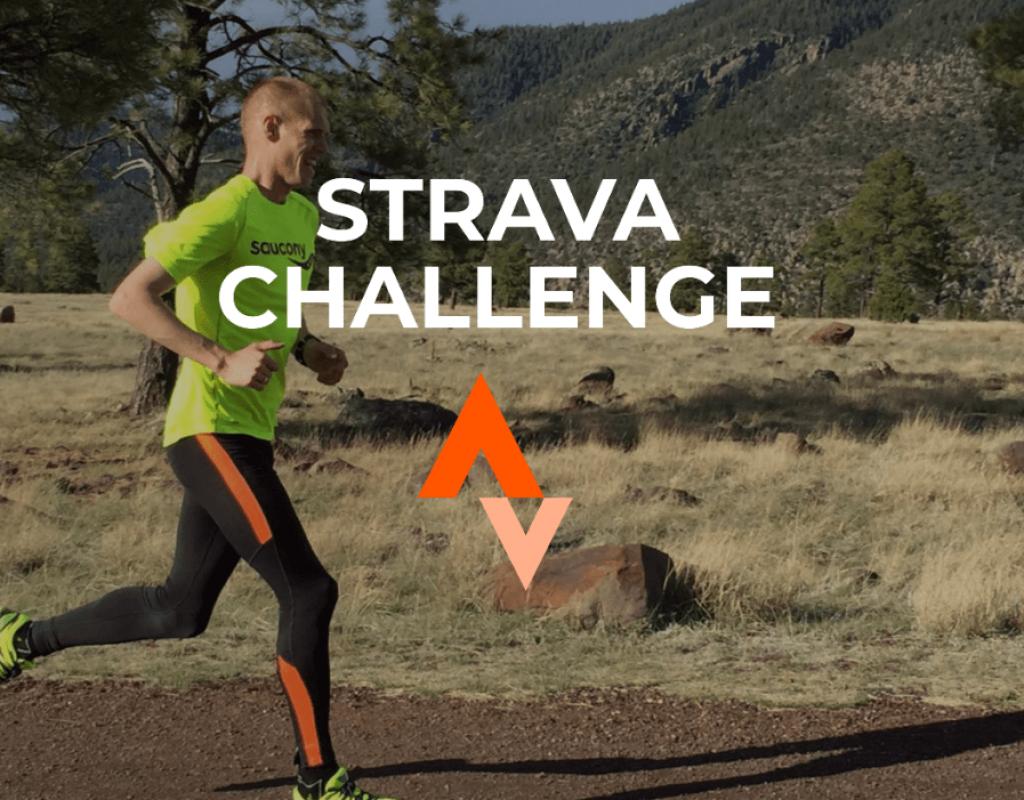 Strava challenge