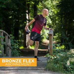 Bronze flex abonnement